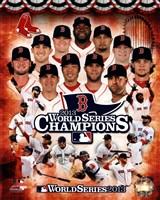 "Boston Red Sox 2013 World Series Champions Composite - 8"" x 10"", FulcrumGallery.com brand"