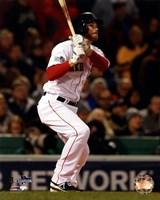 "Stephen Drew Home Run Game 6 of the 2013 World Series - 8"" x 10"""