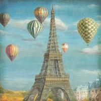 Balloon Festival Fine Art Print