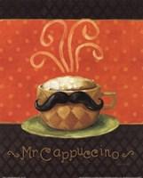"""Cafe Moustache IV by Lisa Audit - 8"""" x 10"""""""