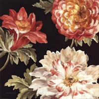 """Mixed Floral IV Crop II by Danhui Nai - 18"""" x 18"""" - $13.99"""