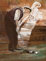 Time to Putt Fine Art Print