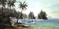 Island Cove Fine Art Print
