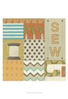 Sew Fine Art Print