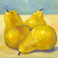 Tres Pears by Timothy O'Toole - various sizes