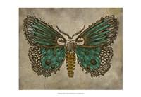 "19"" x 13"" Butterfly Art"