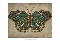 """Lace Wing II by Chariklia Zarris - 19"""" x 13"""""""