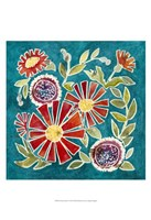 Emma Floral I Fine Art Print