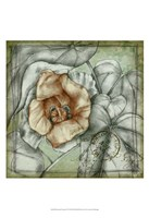"Postmark Tropicals IV by Jennifer Goldberger - 13"" x 19"", FulcrumGallery.com brand"