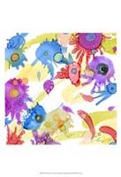 """Fluid Fantasy I by Cheryl Baynes - 13"""" x 19"""""""