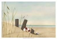 "Seaside Dunes I by June Erica Vess - 19"" x 13"""
