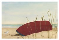 "Seaside Dunes II by June Erica Vess - 19"" x 13"""
