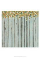 "Birch Grove II by June Erica Vess - 13"" x 19"", FulcrumGallery.com brand"