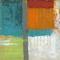 Urban Impact I by June Erica Vess - various sizes