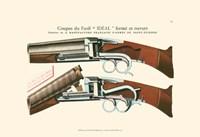 Antique Pistol II Fine Art Print