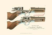 Antique Pistol III Fine Art Print