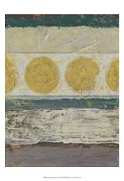 "Circular Momentum I by June Erica Vess - 13"" x 19"""