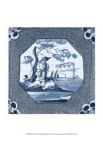 """Delft Tile VI by Vision Studio - 10"""" x 13"""", FulcrumGallery.com brand"""