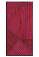 Line Study Red Fine Art Print