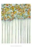 "Lisa's Garden II by Charles McMullen - 13"" x 19"", FulcrumGallery.com brand"