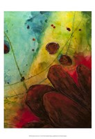 """Abstract Series No. 13 II by Marabeth Quin - 13"""" x 19"""""""