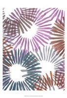 Starburst I Framed Print