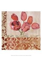 Portrait of Tulips Fine Art Print