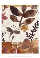 Modern Flowers II Fine Art Print