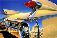 '59 El Dorado Athens Framed Print