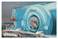'53 Packard Caribbean Fine Art Print