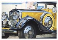 '34 Rolls Royce Fine Art Print