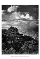 Mountains & Clouds Fine Art Print