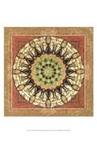 Floress Mandala II Fine Art Print