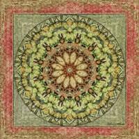 Floress Mandala III Fine Art Print