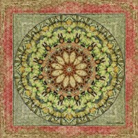 Floress Mandala III by Catherine Kohnke - various sizes