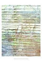Beach Reflections I Framed Print