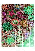 """Flower Drift I by Danielle Harrington - 13"""" x 19"""""""