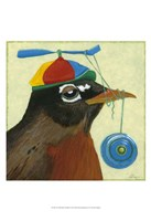 """You Silly Bird - Chandler by Dlynn Roll - 13"""" x 19"""""""