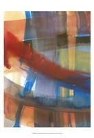 "Rainbow Reorganized I by Jodi Fuchs - 13"" x 19"" - $12.99"