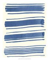 "Macrame Blue III by Vanna Lam - 18"" x 22"""