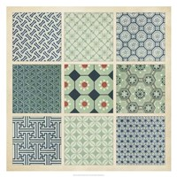 """Pattern Patch II by Vision Studio - 29"""" x 29"""" - $56.49"""