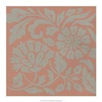 Ginter Coral II Fine Art Print