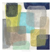 """Transparency II by Megan Meagher - 22"""" x 22"""", FulcrumGallery.com brand"""