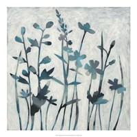 """Twilight Garden II by Chariklia Zarris - 20"""" x 20"""""""
