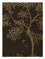 Gilded Bough I Fine Art Print