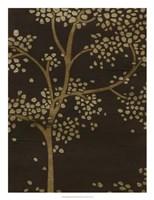 Gilded Bough II Fine Art Print