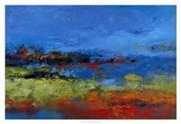 "Thicker than Water II by Janet Bothne - 38"" x 26"", FulcrumGallery.com brand"