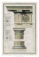 The Doric Order Fine Art Print