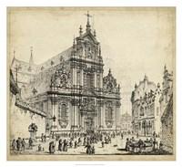 Brussells Fine Art Print