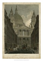 St. Paul's Cathedral, London Fine Art Print